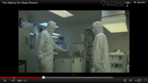 Cleanroom Gowning